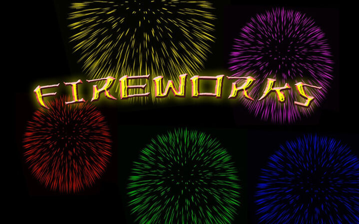 Fireworks Game