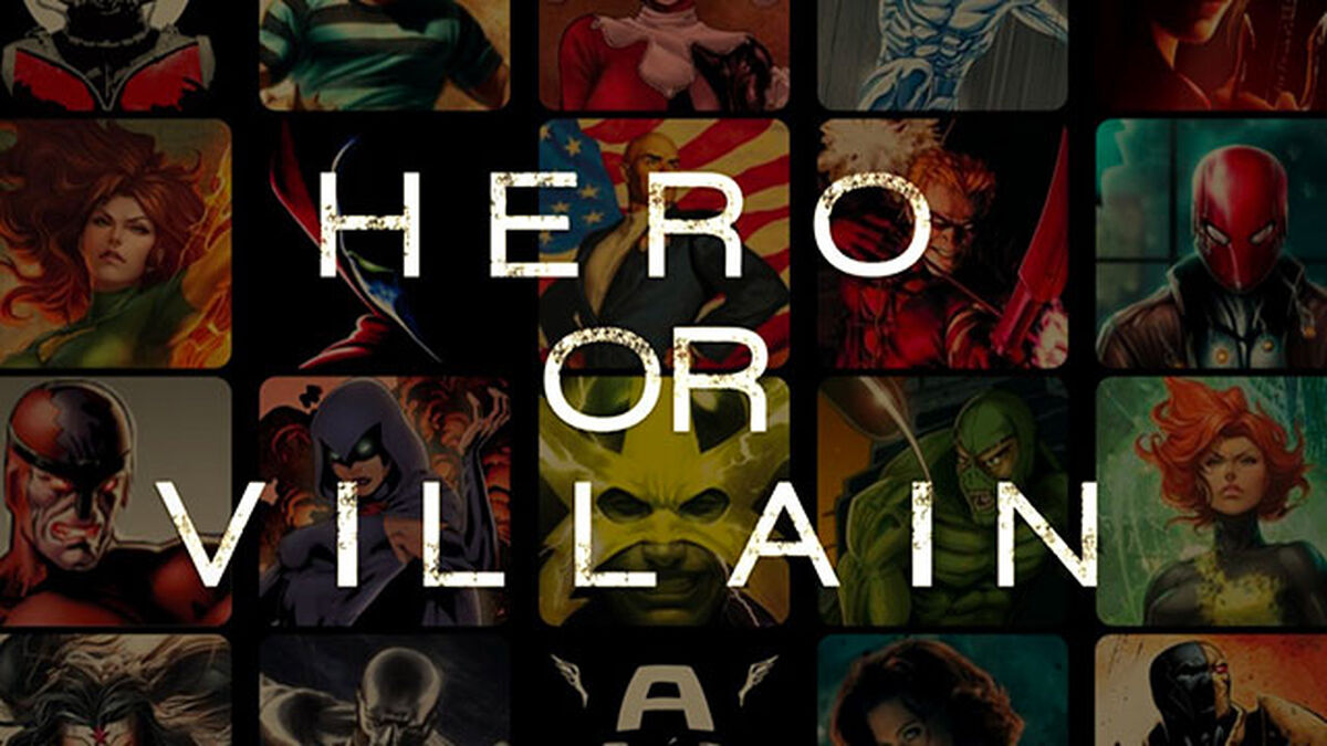 Hero or Villain Game image number null