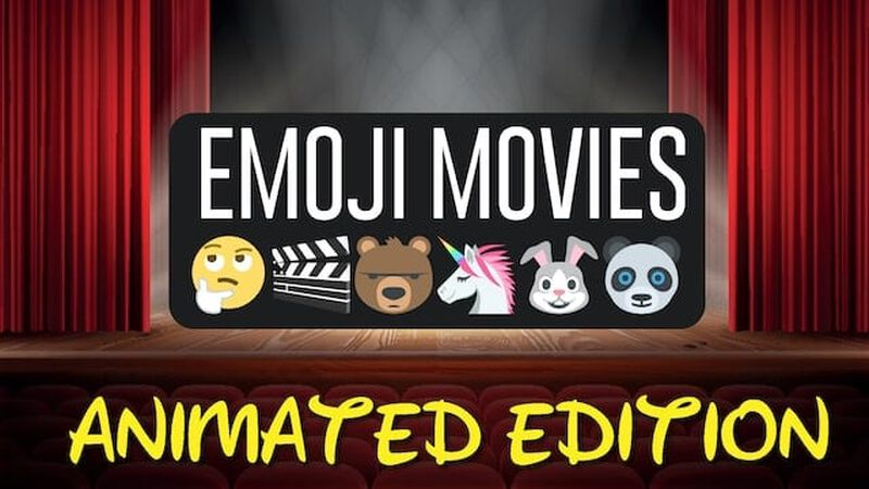Emoji Movies: Animated Edition