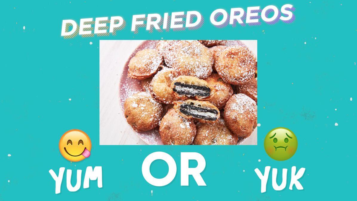 Yum or Yuk image number null