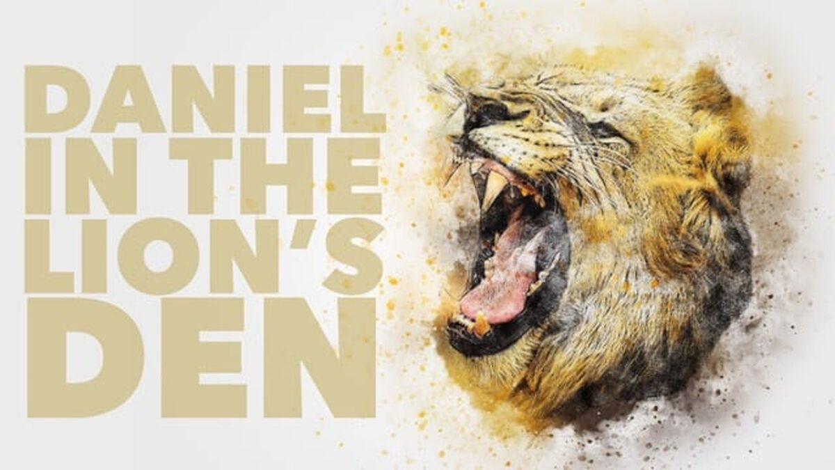 Daniel in the Lion's Den image number null