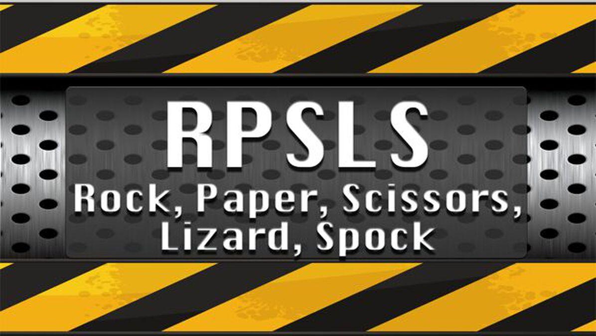 Rock, Paper, Scissors, Lizard, Spock image number null