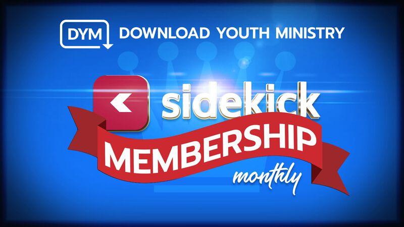 Sidekick - Monthly Subscription ($11.99/mo)