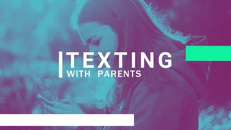 Texting With Parents Video