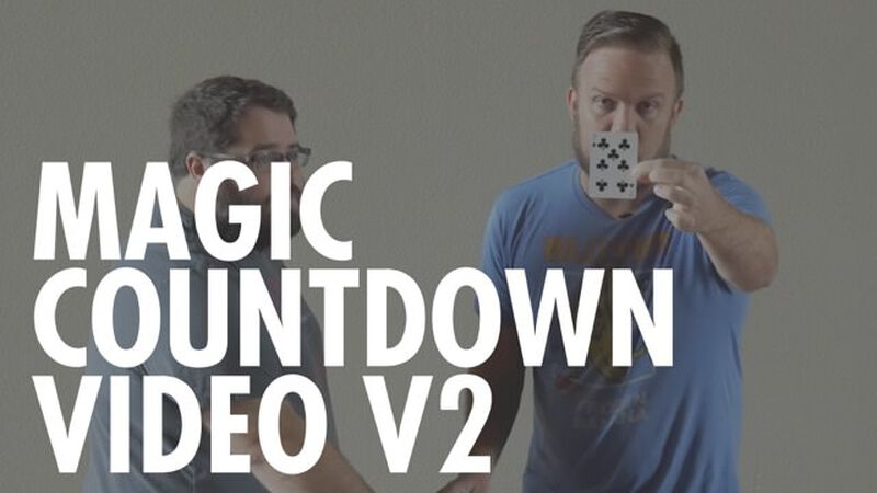 Magic Countdown Video 2
