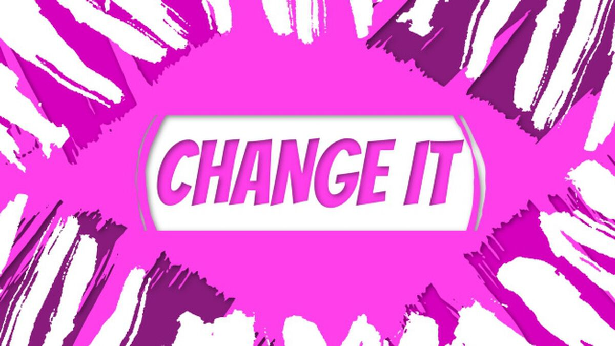 Change It image number null