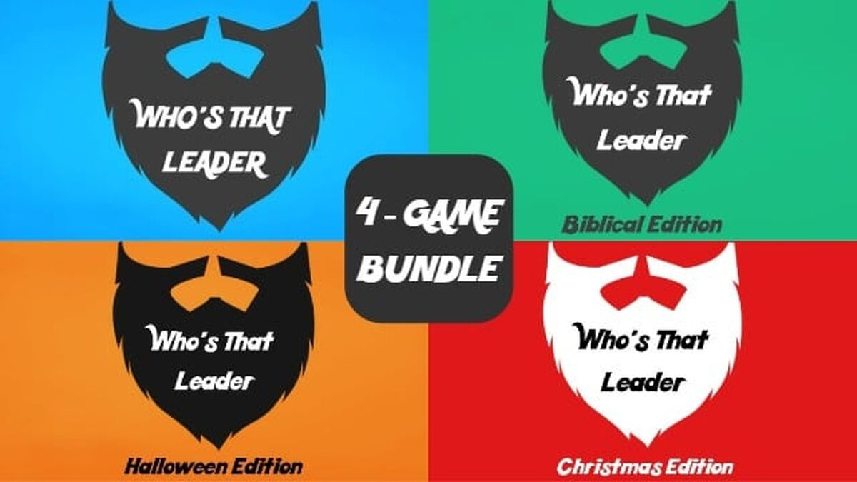 Who's That Leader? Bundle  image number null