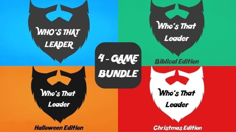Who's That Leader? Bundle