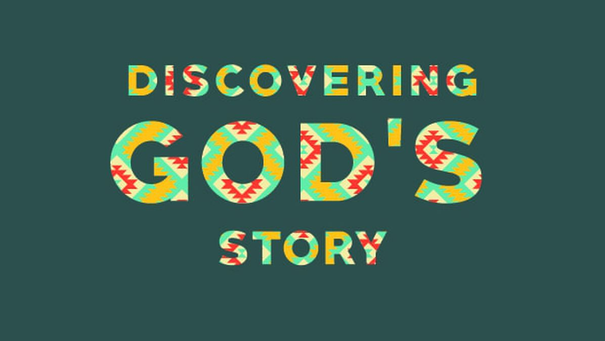 Discovering God's Story image number null