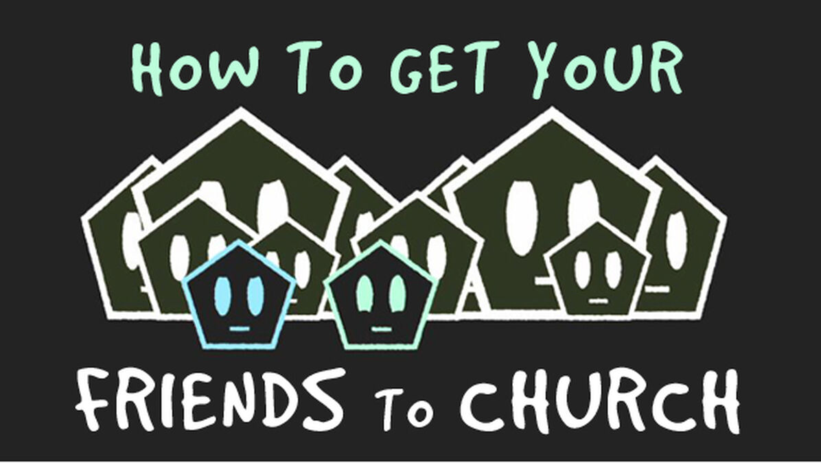 How to Get Your Friends to Church image number null