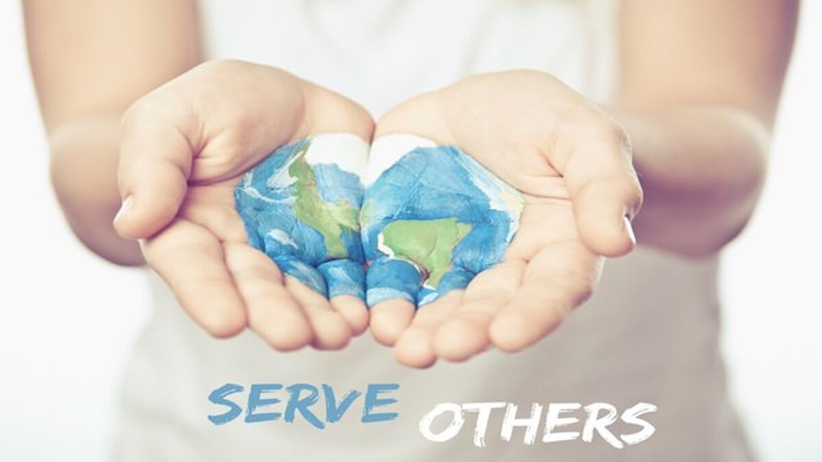 Serve Others image number null