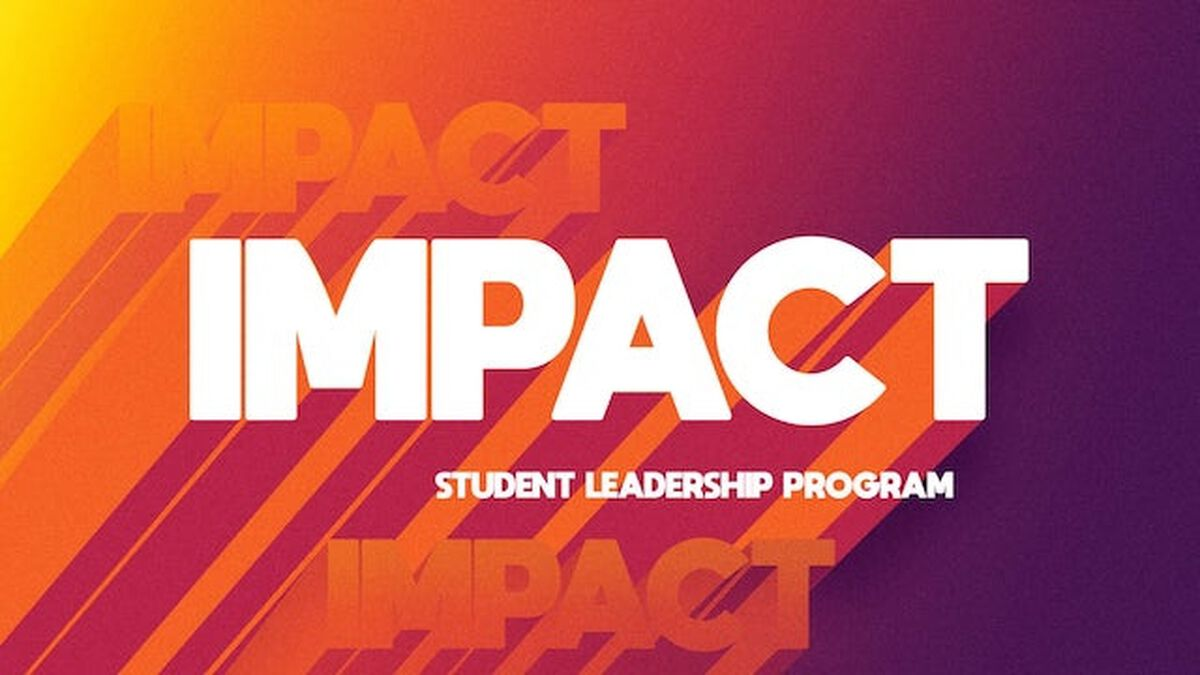 IMPACT Student Leadership Program image number null