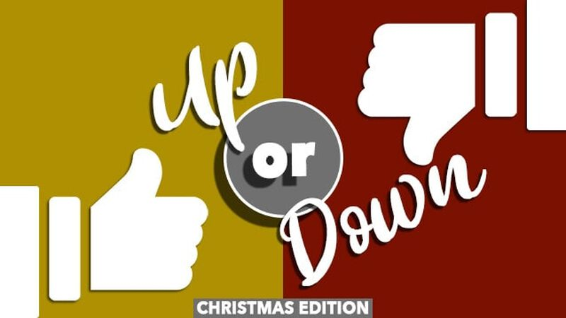 Up or Down: Christmas Edition