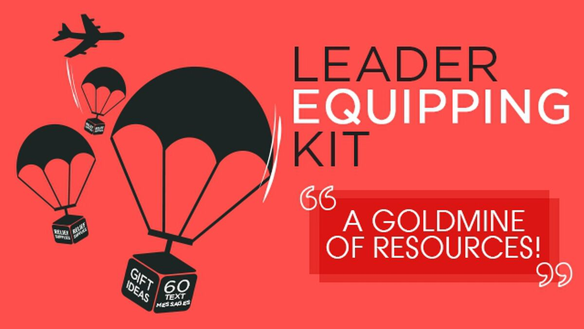 Leader Equipping Kit image number null