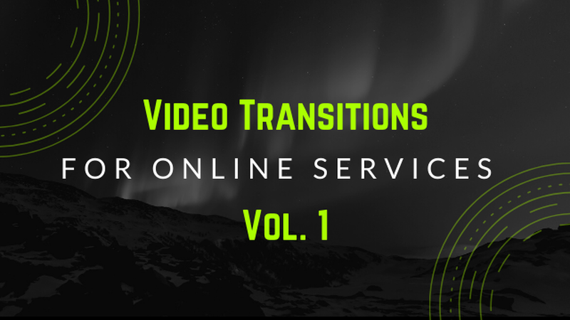 Online Youth Group Transitions Vol 1