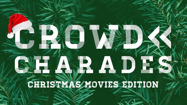 Crowd Charades Christmas Movies Edition