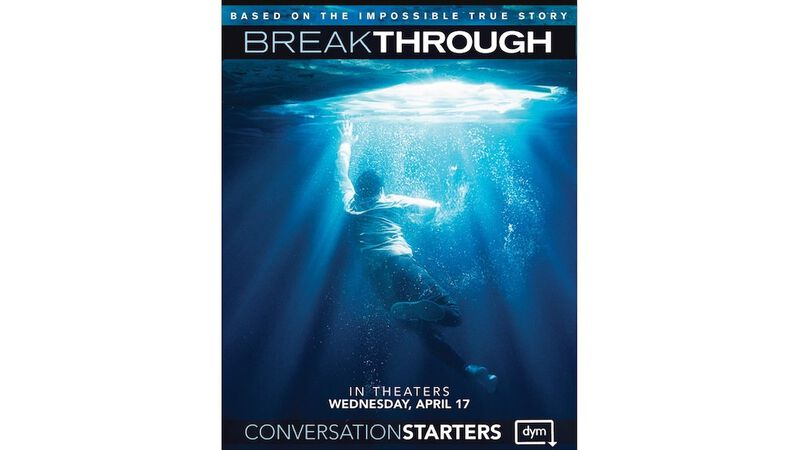 Breakthrough Movie Conversation Starters