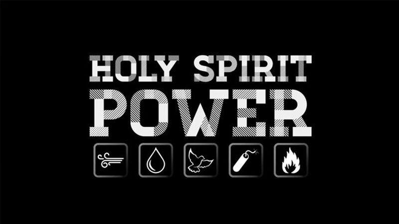 VIDEO: Power of the Holy Spirit