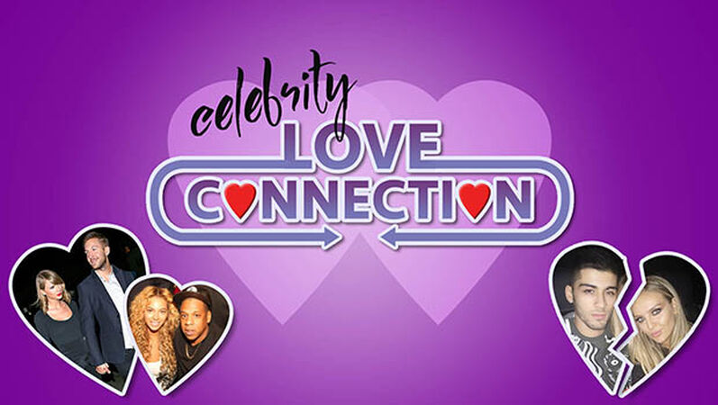 Celebrity Love Connection Game