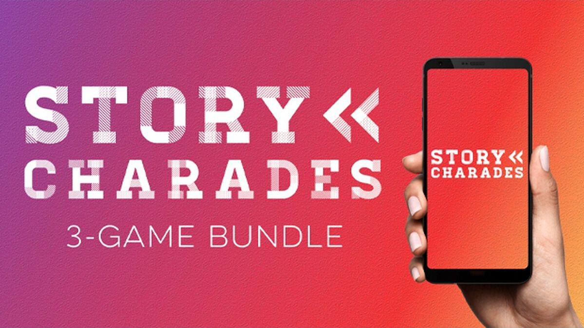 Story Charades 3-Game Bundle image number null