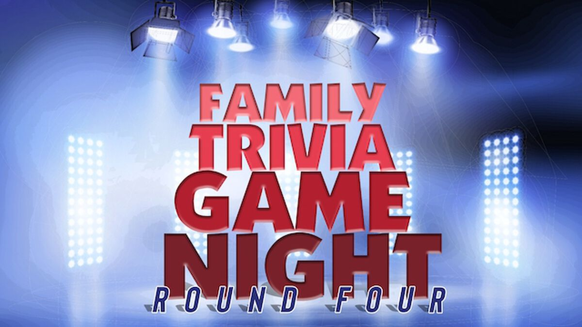 Family Trivia Game Night - Expansion Pack / Volume Two image number null