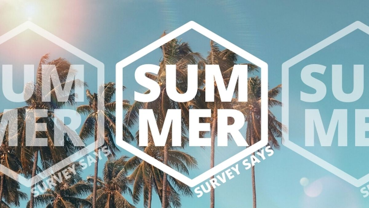 Summer Survey Says image number null