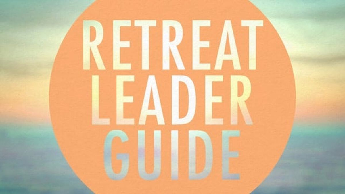 Retreat Leader Guide image number null