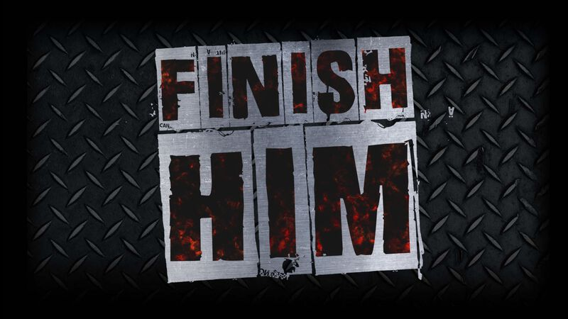 Finish Him Game