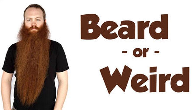Beard or Weird