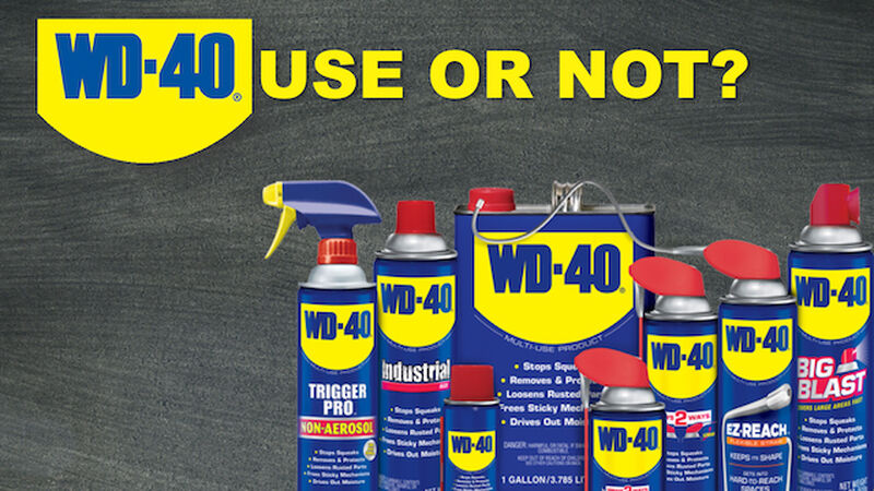 The WD40 Game