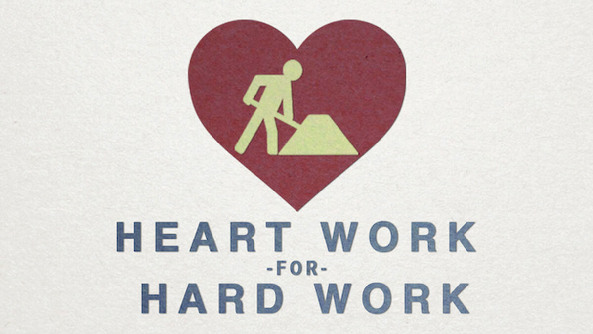Heart Work for Hard Work: Mission Trip Devotions image number null