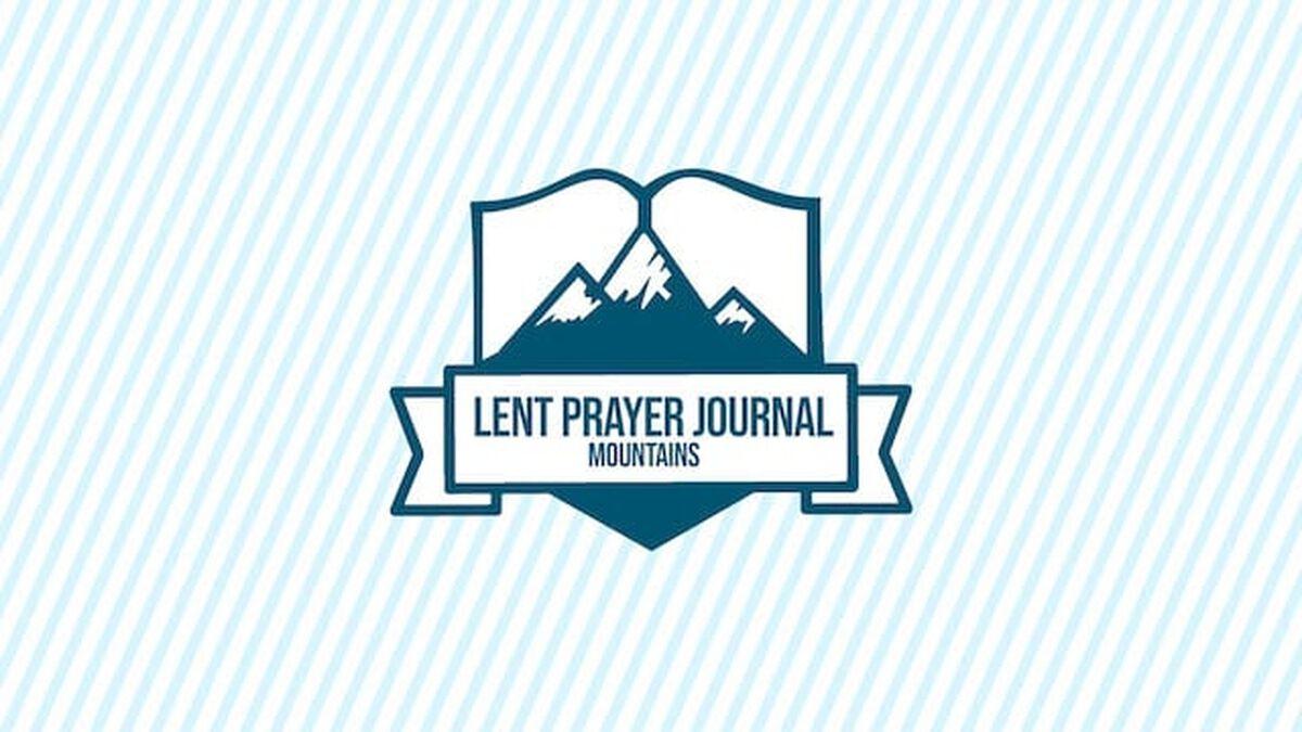 Mountain Lenten Devotional image number null