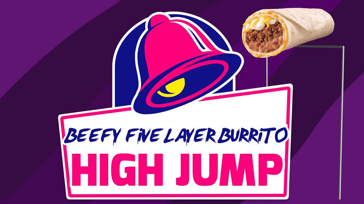 Taco Bell Olympics image number null