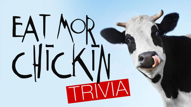 Eat Mor Chikin Trivia