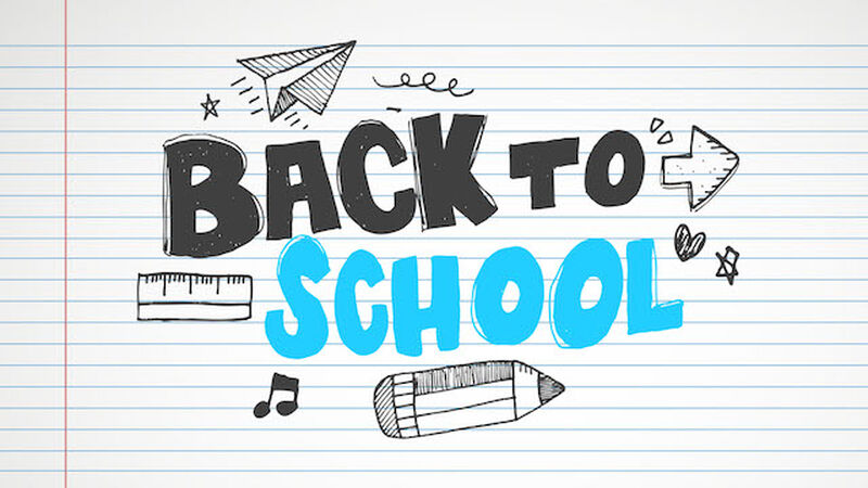 Back to School Countdown Video