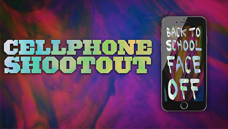 Cell Phone Shoot Out: Face-Off Edition