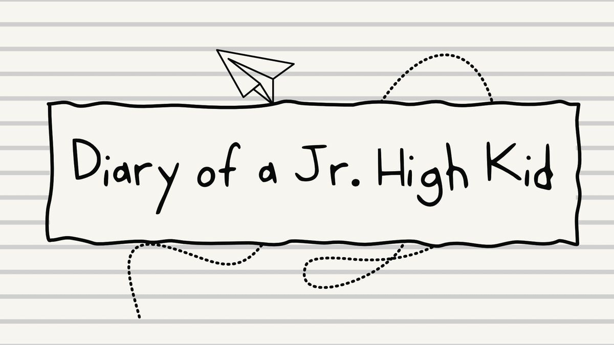 Diary of a Jr High Kid image number null