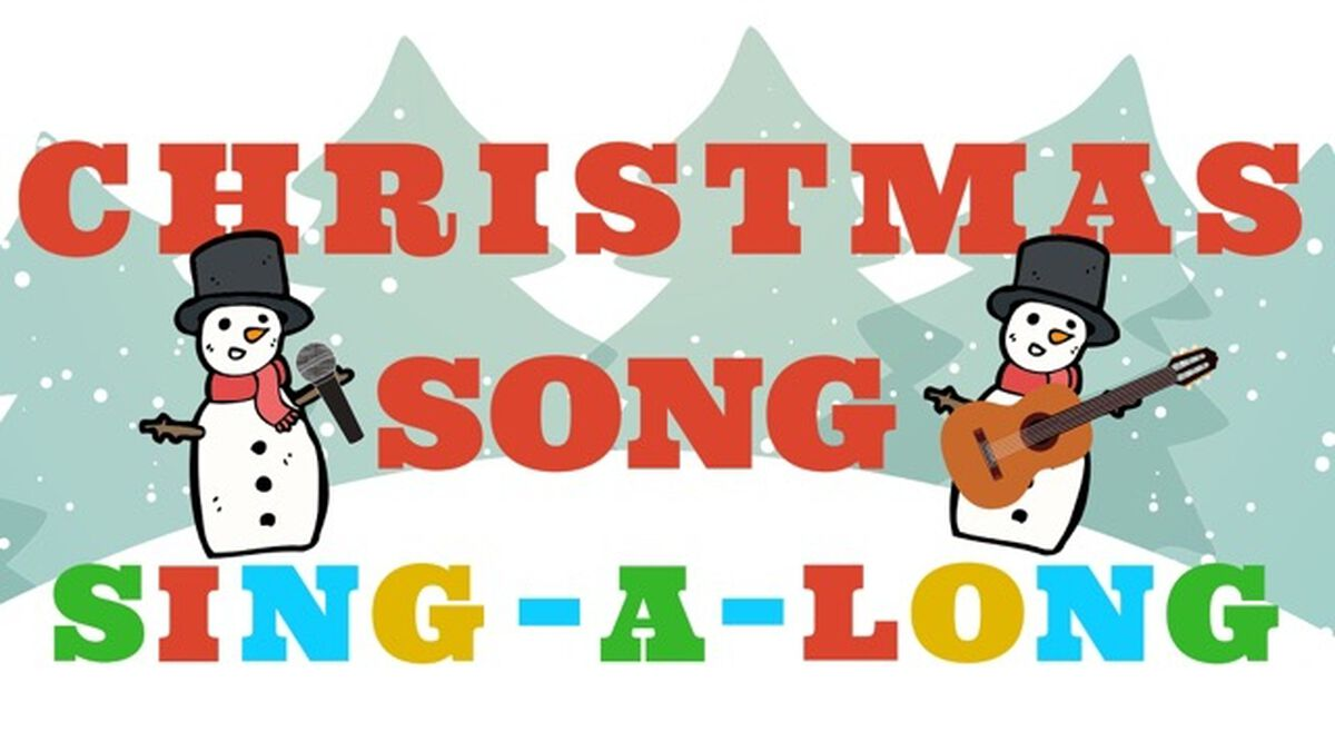 Christmas Song Sing-A-Long image number null