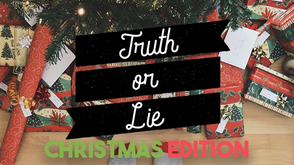 Truth or Lie - Christmas Edition image number null