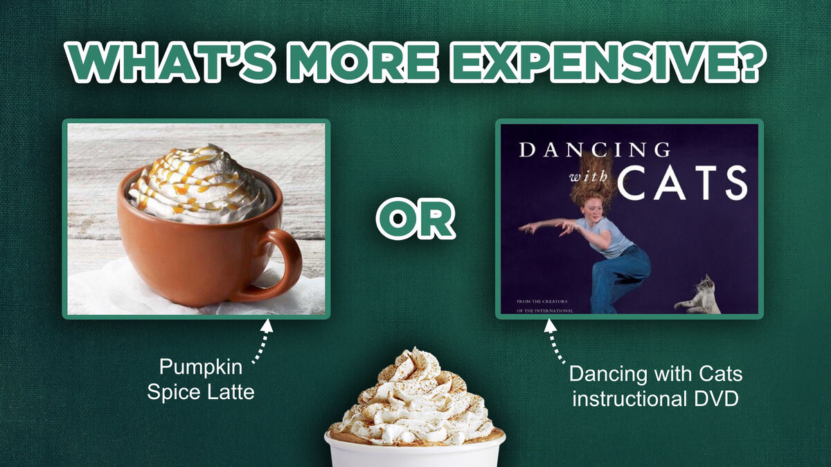 Pumpkin Spice vs The Internet image number null