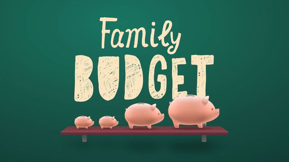 Family Budget Sheet image number null