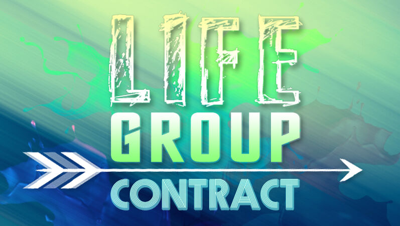 Life Group Annual Contract