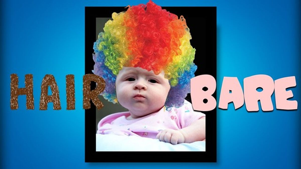 Babies: Hair or Bare? image number null