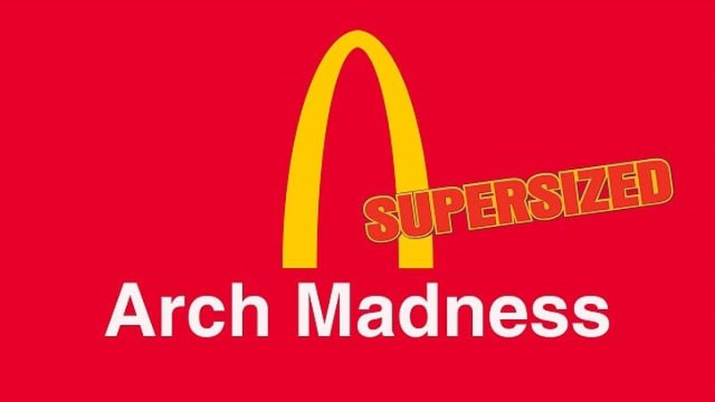 Arch Madness SUPERSIZED