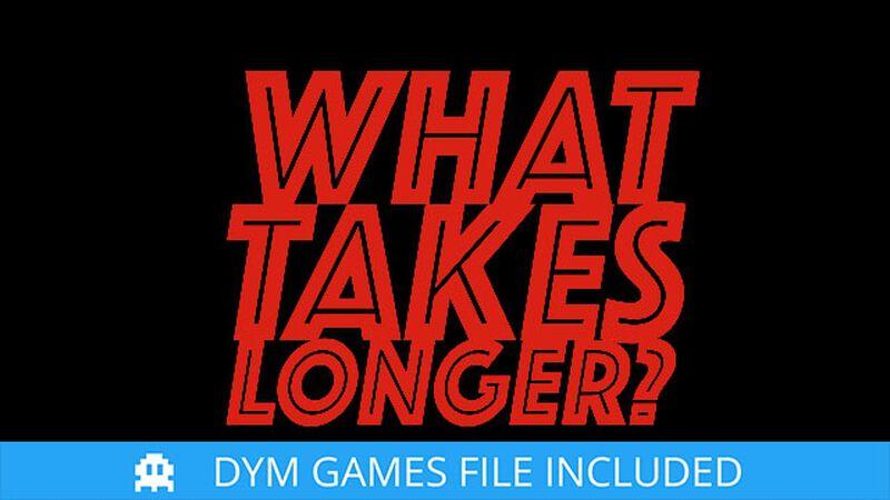 What Takes Longer? Stranger Things 2 Edition