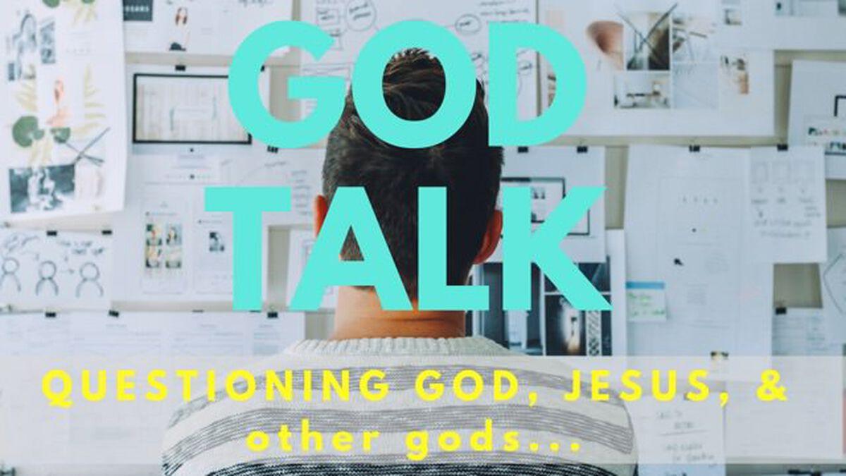 God Talk image number null