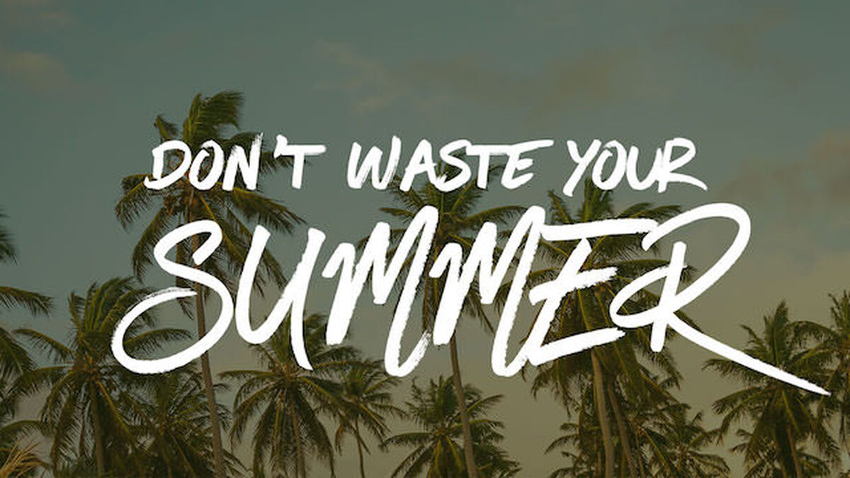 Don't Waste Your Summer image number null