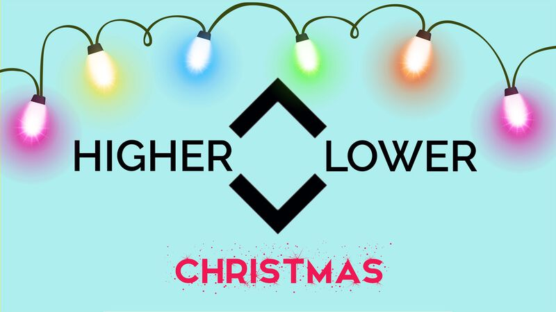 Higher or Lower Christmas Edition