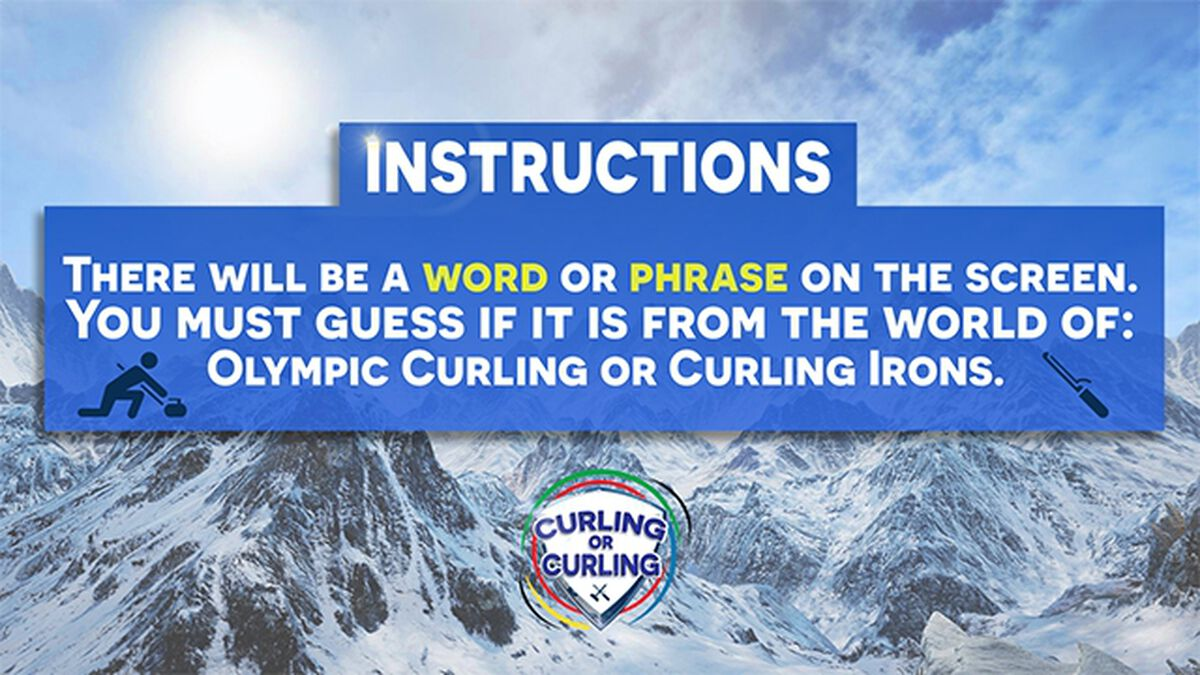 Curling or Curling image number null