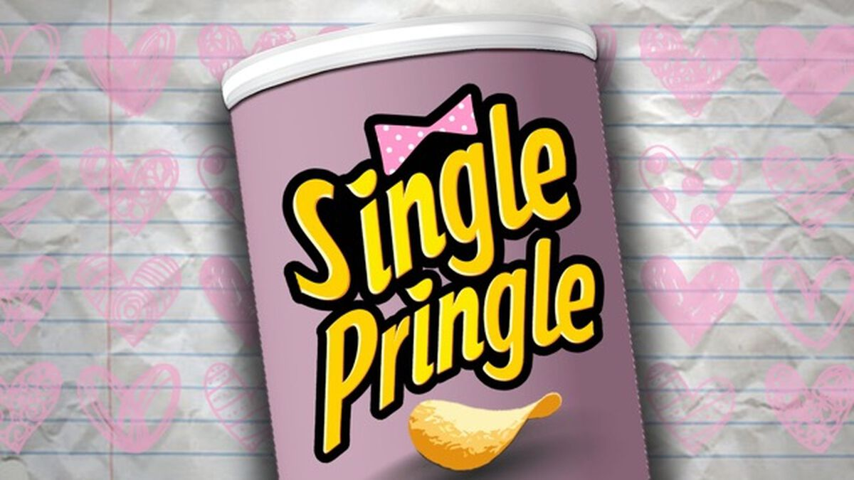 Single Pringle image number null